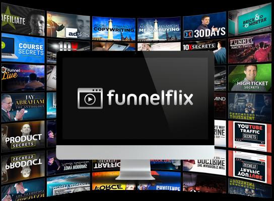 funnelflix - Clickfunnels.com