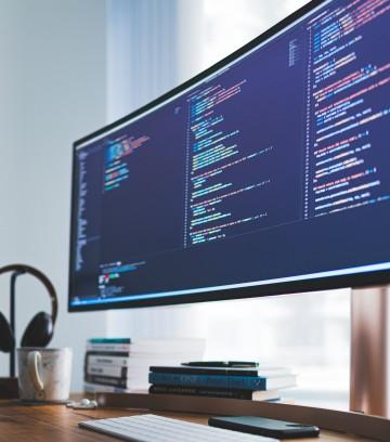 software program picture
